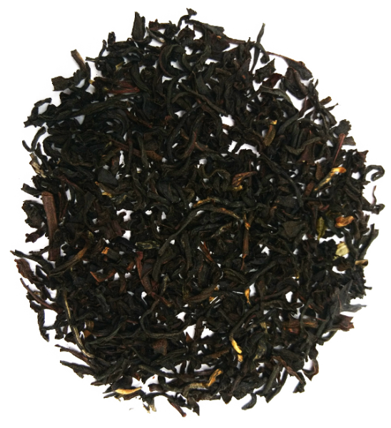 Earl Grey, Schwarzer Tee mit Bergamotte aromatisiert