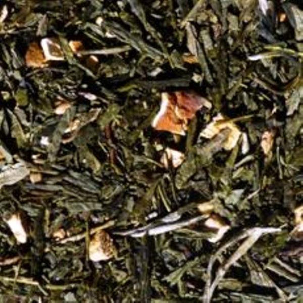 Inwer Zitrone, aromatisierter, grüner Tee