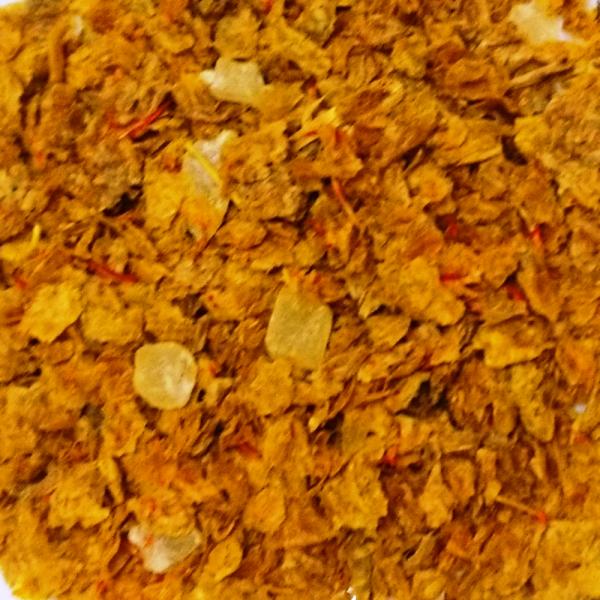 Neustrelitzer Sanddorn-Fruchtgenuss