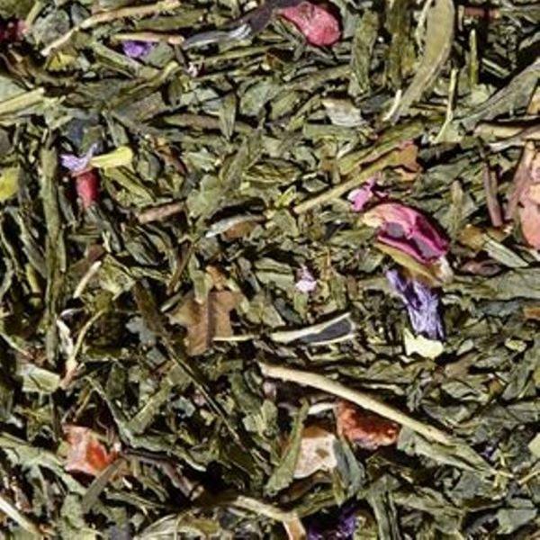Hasenfuß, aromatisierter , grüner Tee
